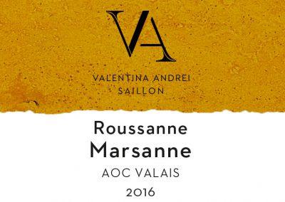 Roussane et Marsanne